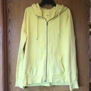 Yellow Gap Sweatshirt